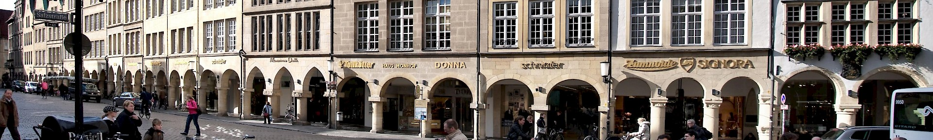 Explore the beautiful city of Muenster
