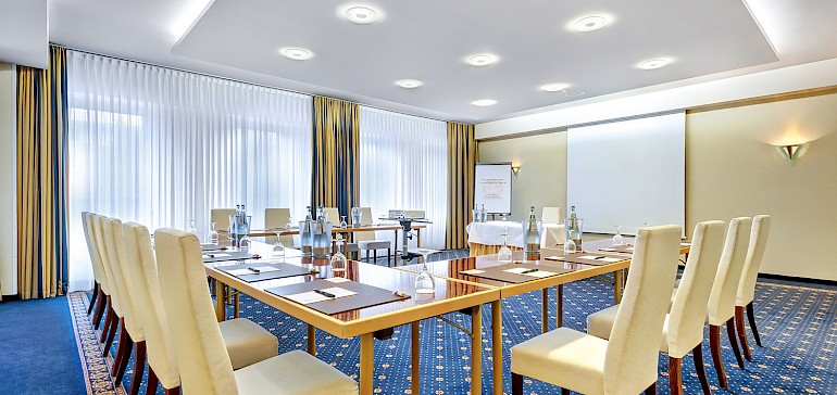Conference room in the hotel Kaiserhof Muenster
