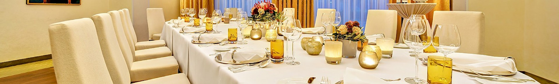 Celebrate in one of our stylish function rooms