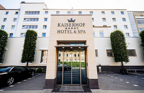 Picture gallery of the hotel Kaiserhof Muenster