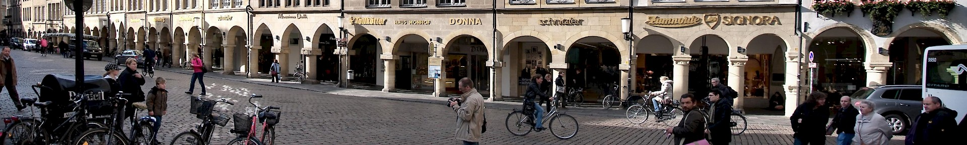 Discover the beautiful city of Muenster
